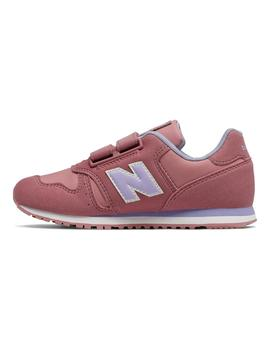 Zapatilla Junior New Balance YV373CF Rosa