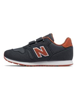 Zapatilla Junior New Balance YV373FA Marino