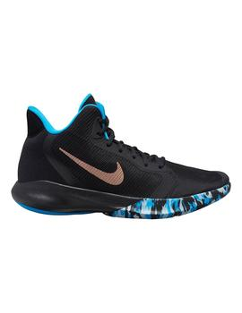 Zapatilla Basket Hombre Nike Precision III N/Az