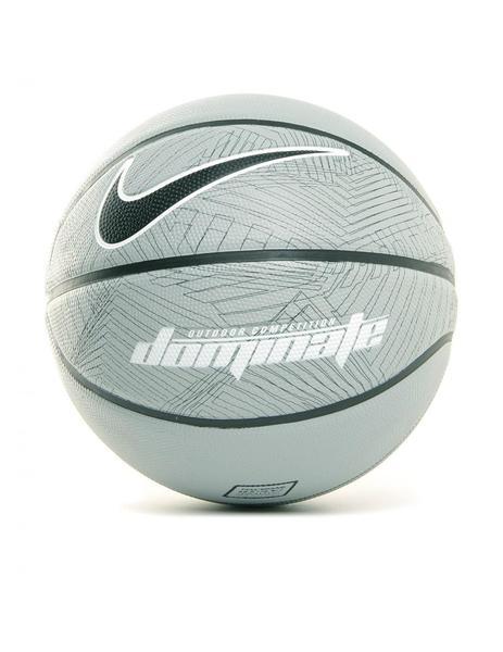 vocal Escéptico Pocos  Balon Basket Unisex Nike Dominate Gris
