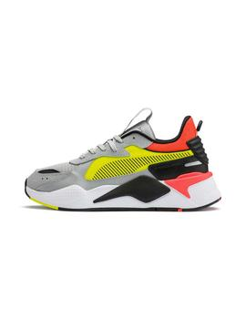 Zapatilla Chico Puma RS-X Hard Drive Rise-Yellow