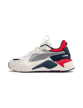 Zapatilla Chico Puma RS-X Hard Drive White-Peacoat