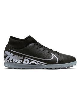 Bota Hombre Nike Superfly Club  TF Negro