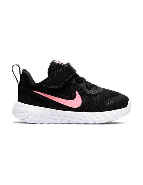 zapatos niña nike negro