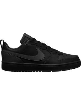 Zapatilla Unisex Nike Court Borough Low 2 Negra