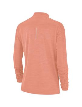 Camiseta L. Mujer Nike Pacer Top Salmón
