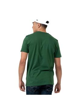 Camiseta Chico New Era Cup Verde
