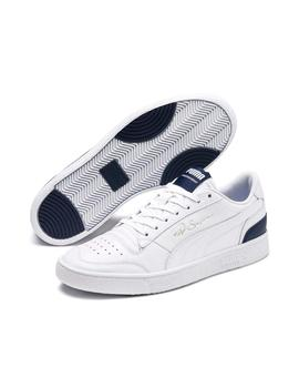 Zapatilla Chico Puma Ralph Sampson Blanca