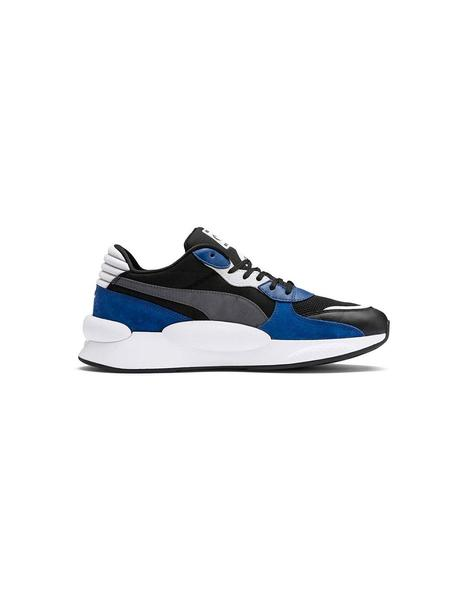 Zapatilla Chico Puma RS 9.8 Space Negra-Azul