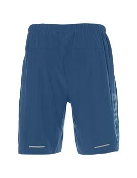 Short Chico Asics Azul