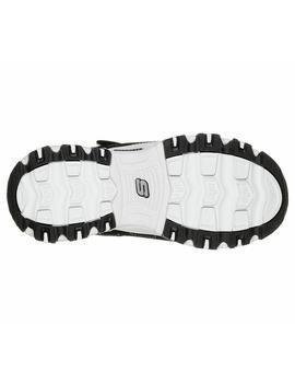 Descolorar Escarpa Detener  Zapatillas Niña Skechers D´lites Negra
