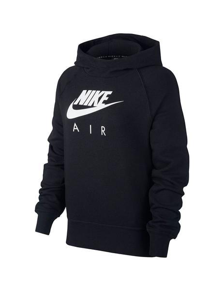 como escoger descuento especial de precios increibles Sudadera Mujer Nike Air BB Negra