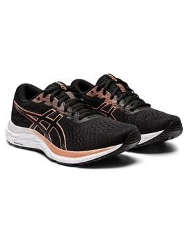 Zapatilla Mujer Asics Gel-Excite 7 Negro