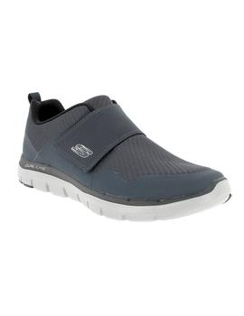 Zapatilla Chico Skechers Advantage Marino