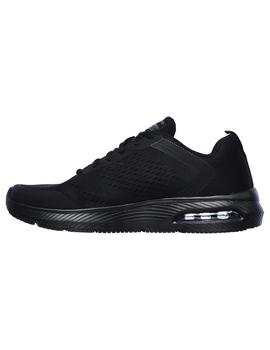 Zapatilla Chico Skechers Dynar-air Negra