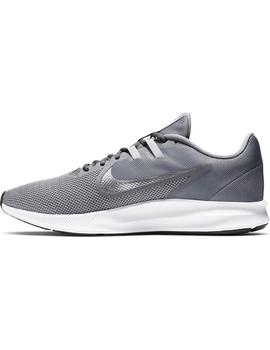 Zapatilla Chico Nike Downshifter Gris