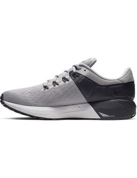 Zapatilla Hombre Nike Air Zoom Structure 22 Gris