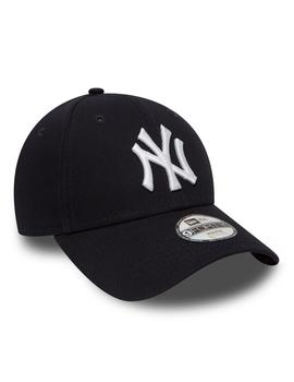 Gorra Niño New Era 940 Leag Basic Marino