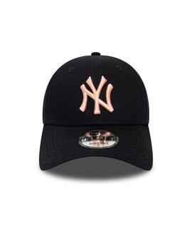 Gorra Unisex New Era New York Yankees Ess Azul