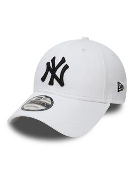 Gorra Unisex New Era New York Yankees Blanca
