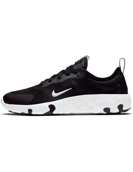 Zapatilla Junior Nike Renew Lucent Negro
