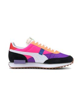 Zapatilla Mujer Puma Future Rider Play On Colorida